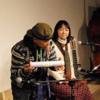 VOLVOX「丸山祐一郎+こやまはるこ」HAPPY PACE LIVE(ハッピー パーチェ ライブ)