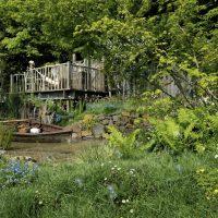 れんみの庭~ブリッジ