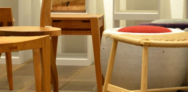生き方を選ぶ家具たち