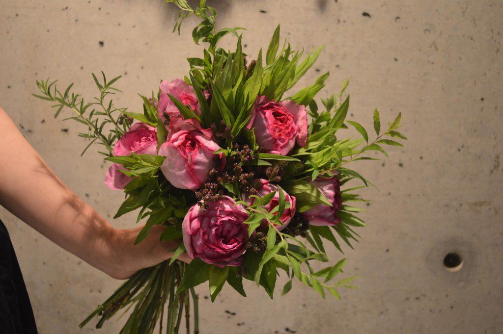 Voyage×Chelban お花とお菓子でフレンチ気分の小旅行