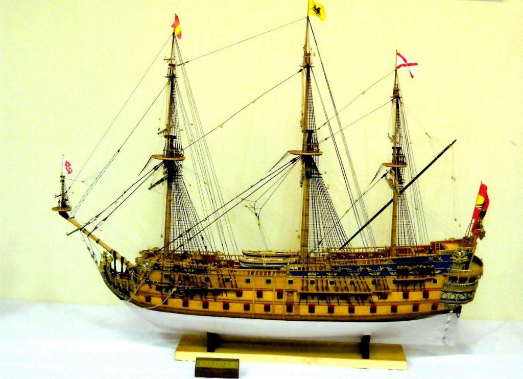 第24回ジブ展  世界の帆船模型展