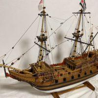 【開催中止】第25回 世界の帆船模型展