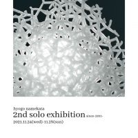 hyogo namekata  2nd solo exhibition -since 2011-